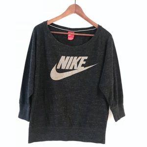 Nike Scoop Neck Athletic Tee